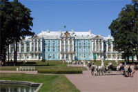 St.Petersburg sightseeing